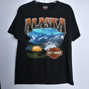 Harley Davidson Kenai Peninsula Alaska Motorcycle